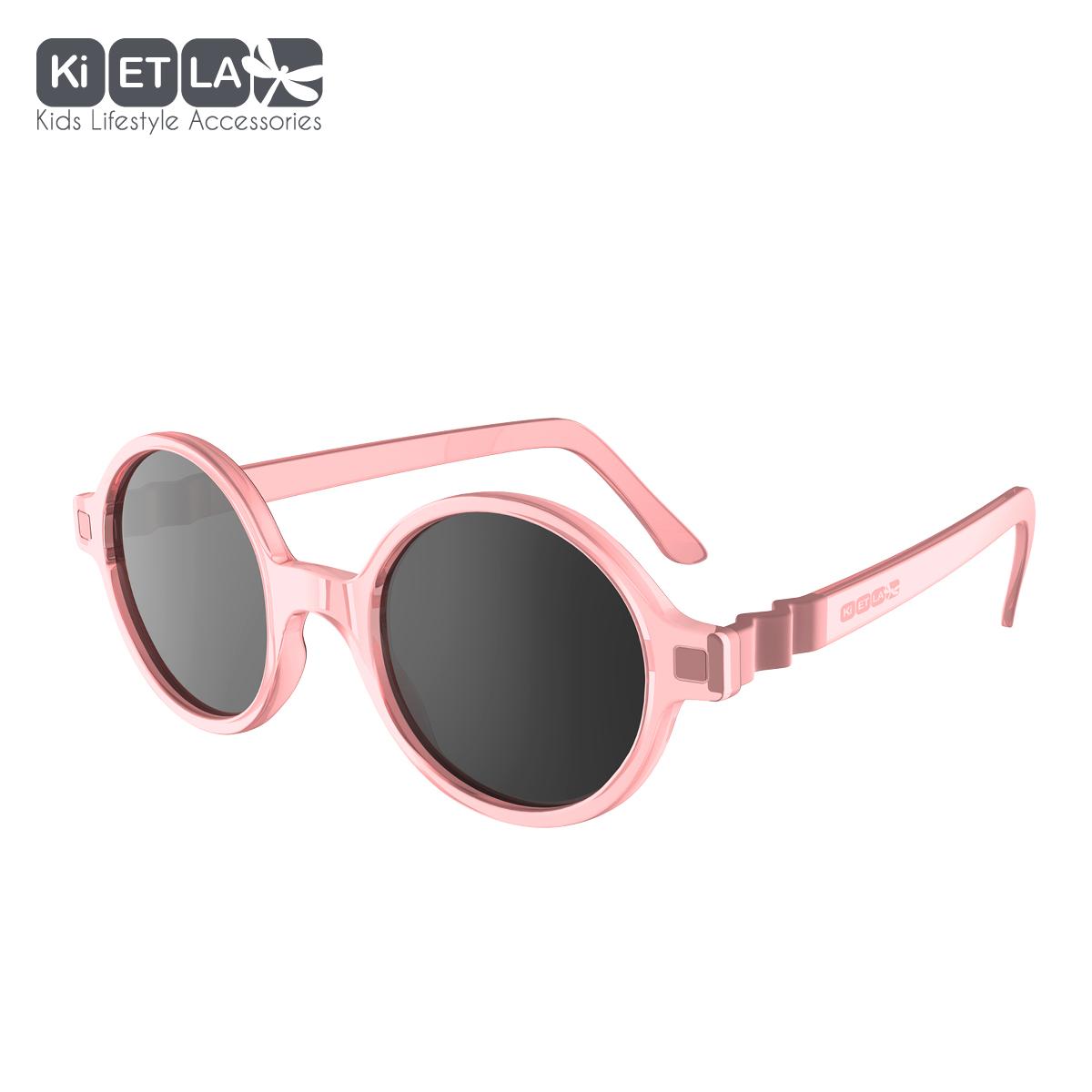 KI ET LA sunglasses CraZyg-Zag SUN Round 6-9y.