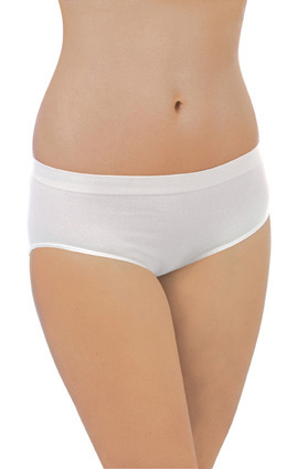 Carriwell Seamless Organic Cotton Comfort Panty