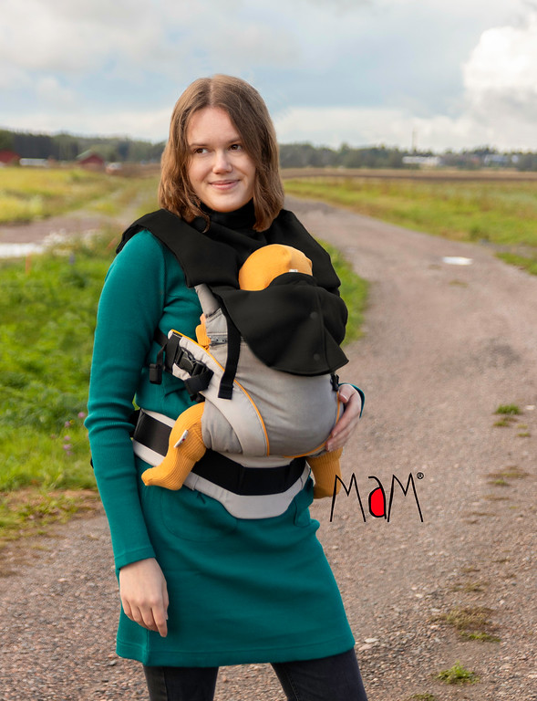 MaM Babywearing Double Dickey, Fleece
