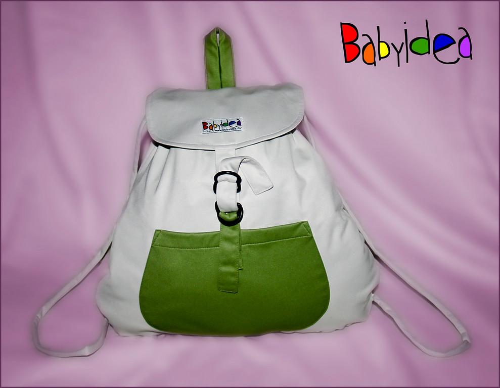 24-Hour Diaper Bag
