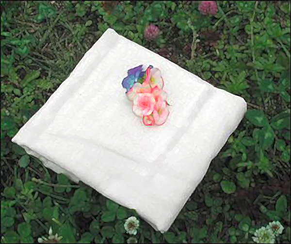 CottonHour Mini Happy Square