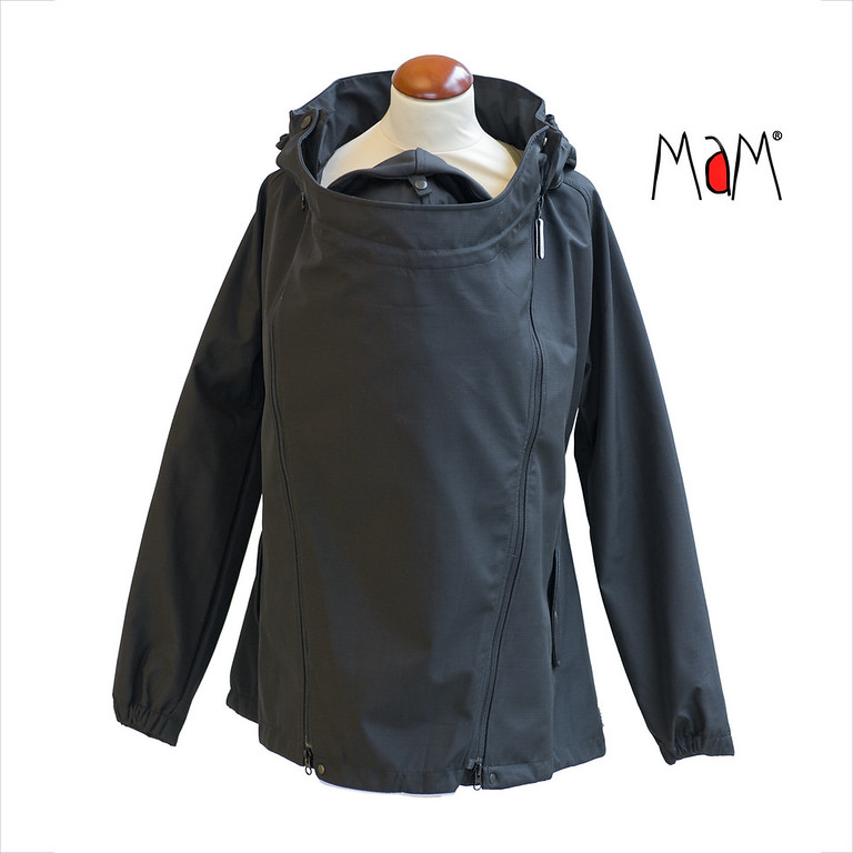 MaM All-Weather Babywearing Jacket, Extra Panel