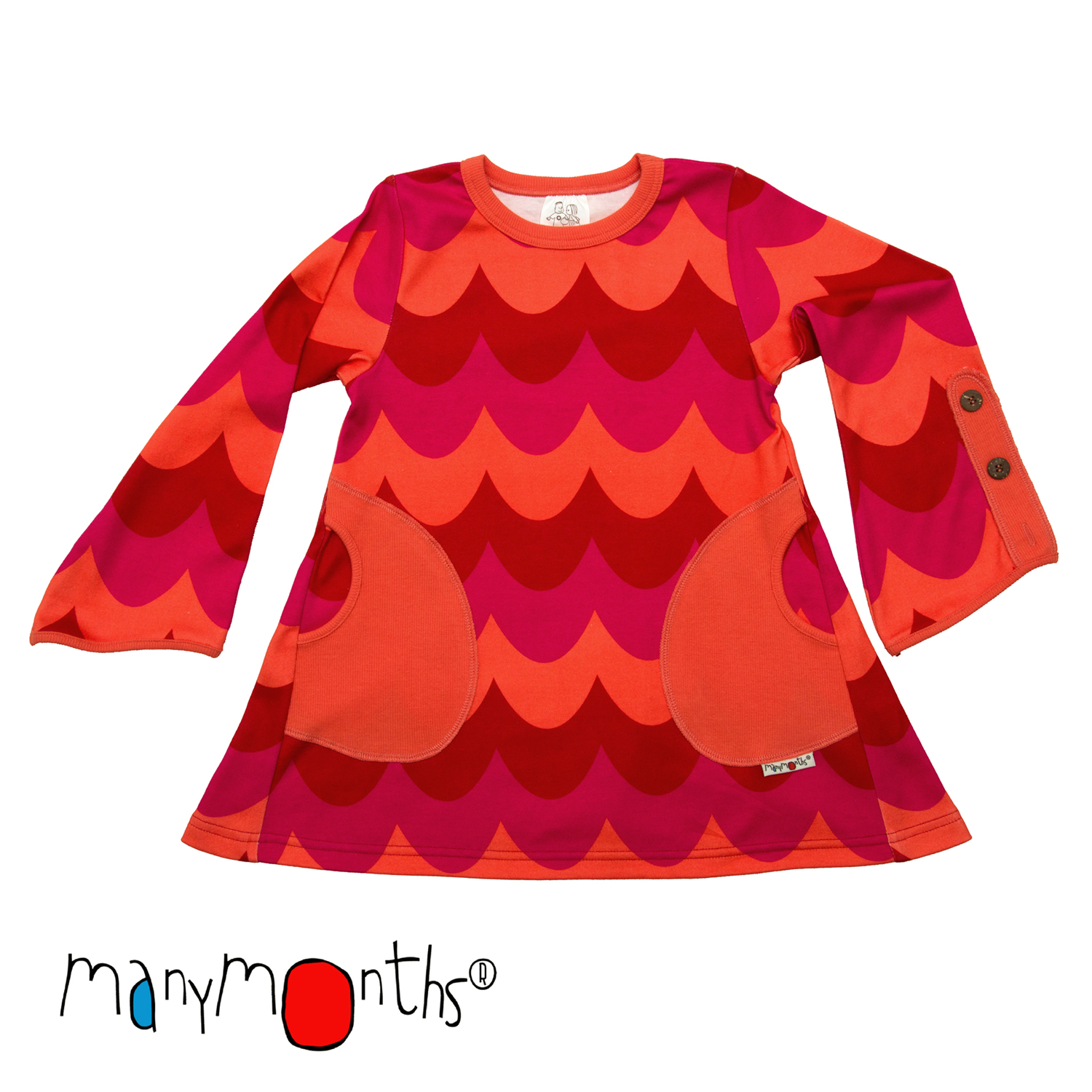 ManyMonths ECO Butterfly Tunic