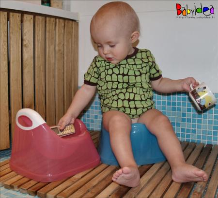 Babyidea First Potty