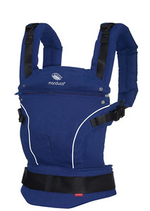manduca First PureCotton, Royal blue