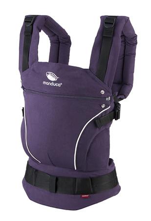 manduca First PureCotton, Purple