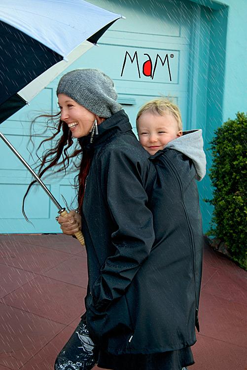 MaM All-Weather Babywearing Jacket