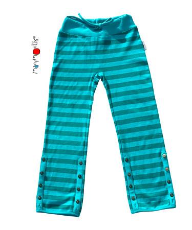 ManyMonths ECO Long/Short Button Pants