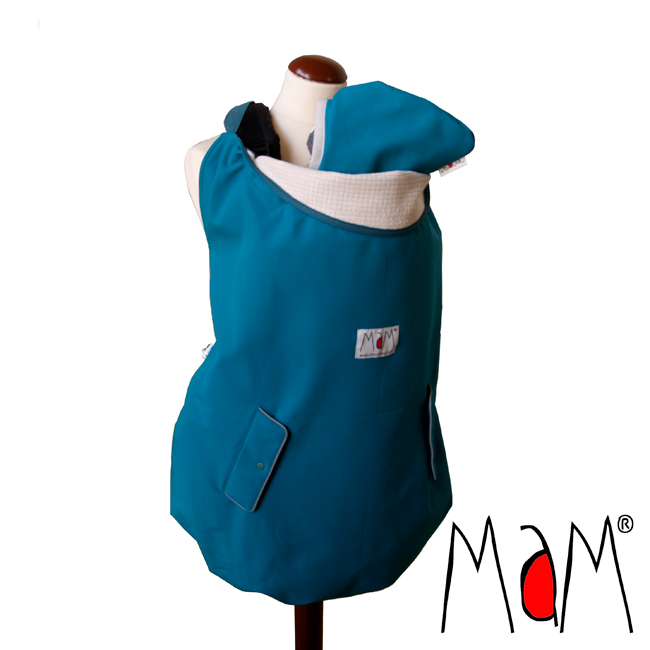 MaM Softshell Babywearing Cover