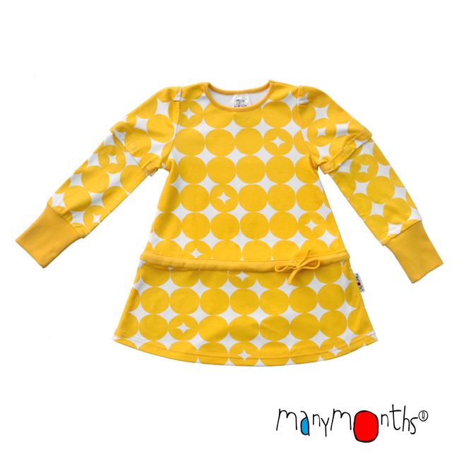 ManyMonths ECO Long/Short Sleeve Strap Tunic