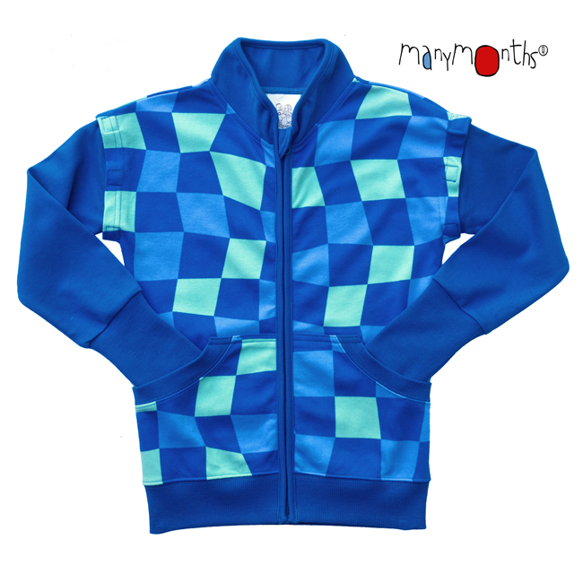 ManyMonths ECO Adjustable Zip Vest/Jacket