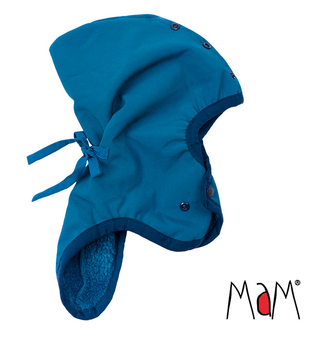 MaM Adjustable and Openable Pixie Elephant Hood, SoftShell