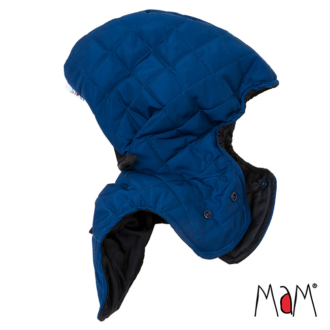 MaM Quilted Pixie Elephant Hood