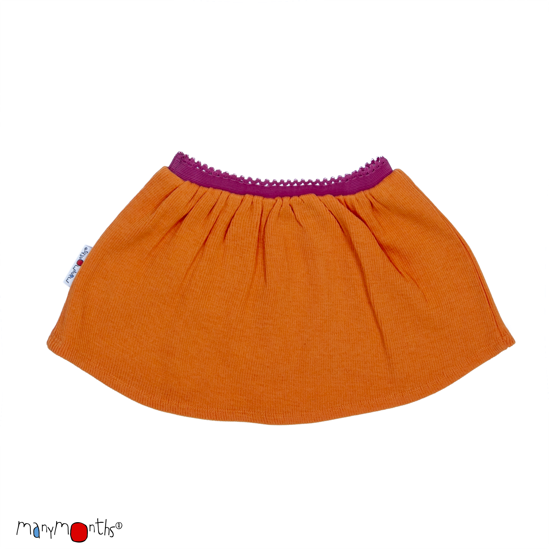 ManyMonths Natural Woollies Princess Skirt