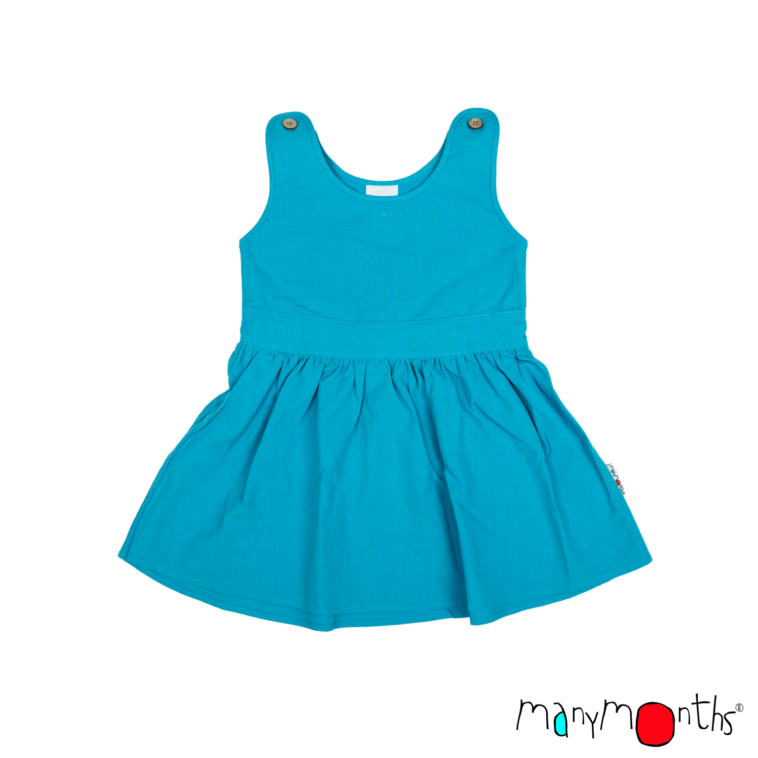 ManyMonths ECO Hempies Summer Dress with Bow