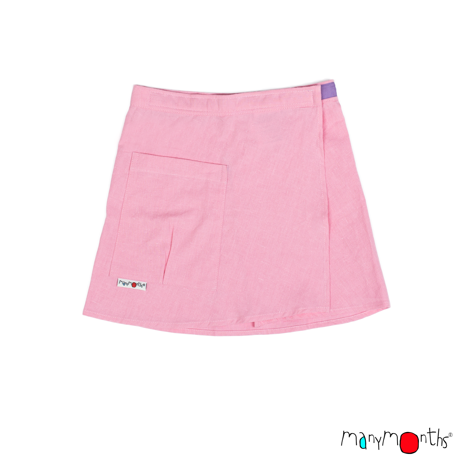 ManyMonths ECO Hempies Wrap Skirt