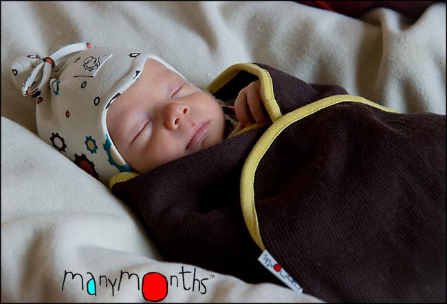 ManyMonths ECO Baby Cap