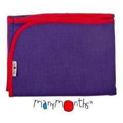 ManyMonths Natural Woollies Baby Blanket