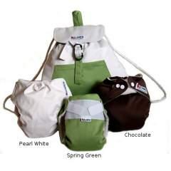 24Hour Multi-Purpose Diaper Storage/Wet Bag, I *