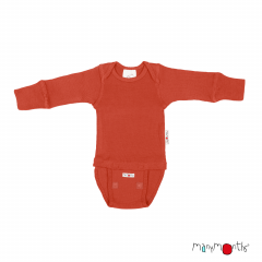 ManyMonths Natural Woollies Body/Shirt Long Sleeve