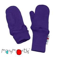 ManyMonths Natural Woollies Long Cuff Mittens