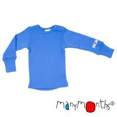 ManyMonths Natural Woollies Shirt Long Sleeve