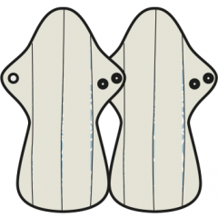 MaM Ecofit Maxi/Night Menstrual Pads