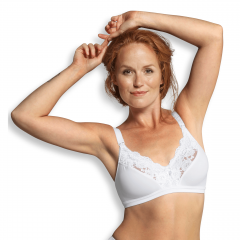 Carriwell Lace Maternity & Nursing Bra