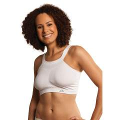 Carriwell Seamless Organic Cotton Comfort Bra