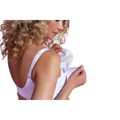 Carriwell Natural Silk Washable Breast Pads
