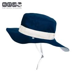 Ki ET LA Kapel Reversible Sun Hat (Anti-UV)