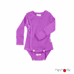 ManyMonths Natural Woollies Kimono Body/Shirt
