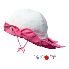 ManyMonths Adjustable Summer Flower Hat UNiQUE