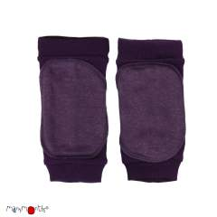 ManyMonths Natural Woollies Lightly Padded Knee Tubes
