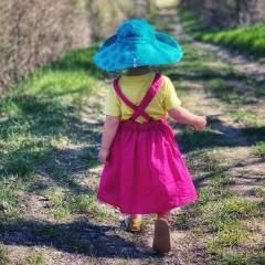 ManyMonths ECO Hempies Heart Pocket Dress/Skirt