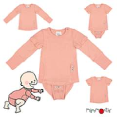 ManyMonths ECO Hempies Long/Short Sleeve Body/Top