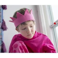 ManyMonths ECO Hempies Royal Headband/Crown