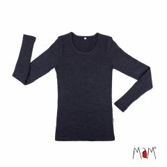 MaM Natural Woollies Long Sleeve Top