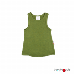 ManyMonths Natural Woollies Thermal Under/Over Top