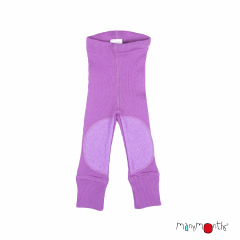 ManyMonths Natural Woollies Unisex Leggings with Knee Patches