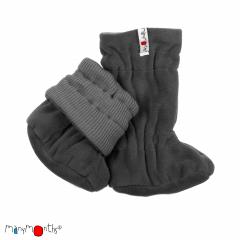 ManyMonths Natural Woollies Adjustable Winter Booties MaM*tec