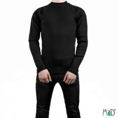 MaD Natural Woollies Thermal Long Sleeve T-Shirt