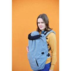 MaM Ultra Plus 2-in-1 Softshell FleX Babywearing Cover