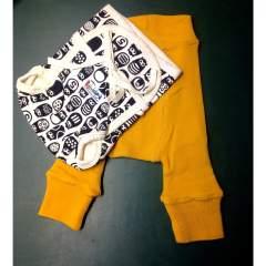 Babyidea Wool Hour Longies Diaper Pants