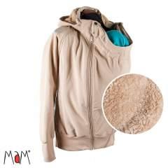 MaM SoftShell Babywearing Jacket, Sandcastle