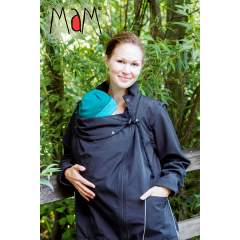 MaM Two-Way Deluxe Babywearing Jacket, Extra Panel