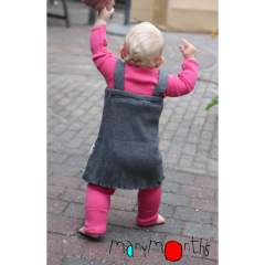 ManyMonths Natural Wool Dress Char/Exp/Adv