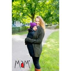 MaM Original Deluxe Babywearing Cover Black