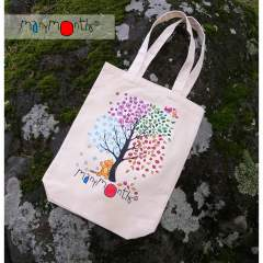 ManyMonths 4 Season Tree Tote Bag