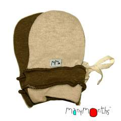 ManyMonths ECO Hemp Vogue Baby Mitts